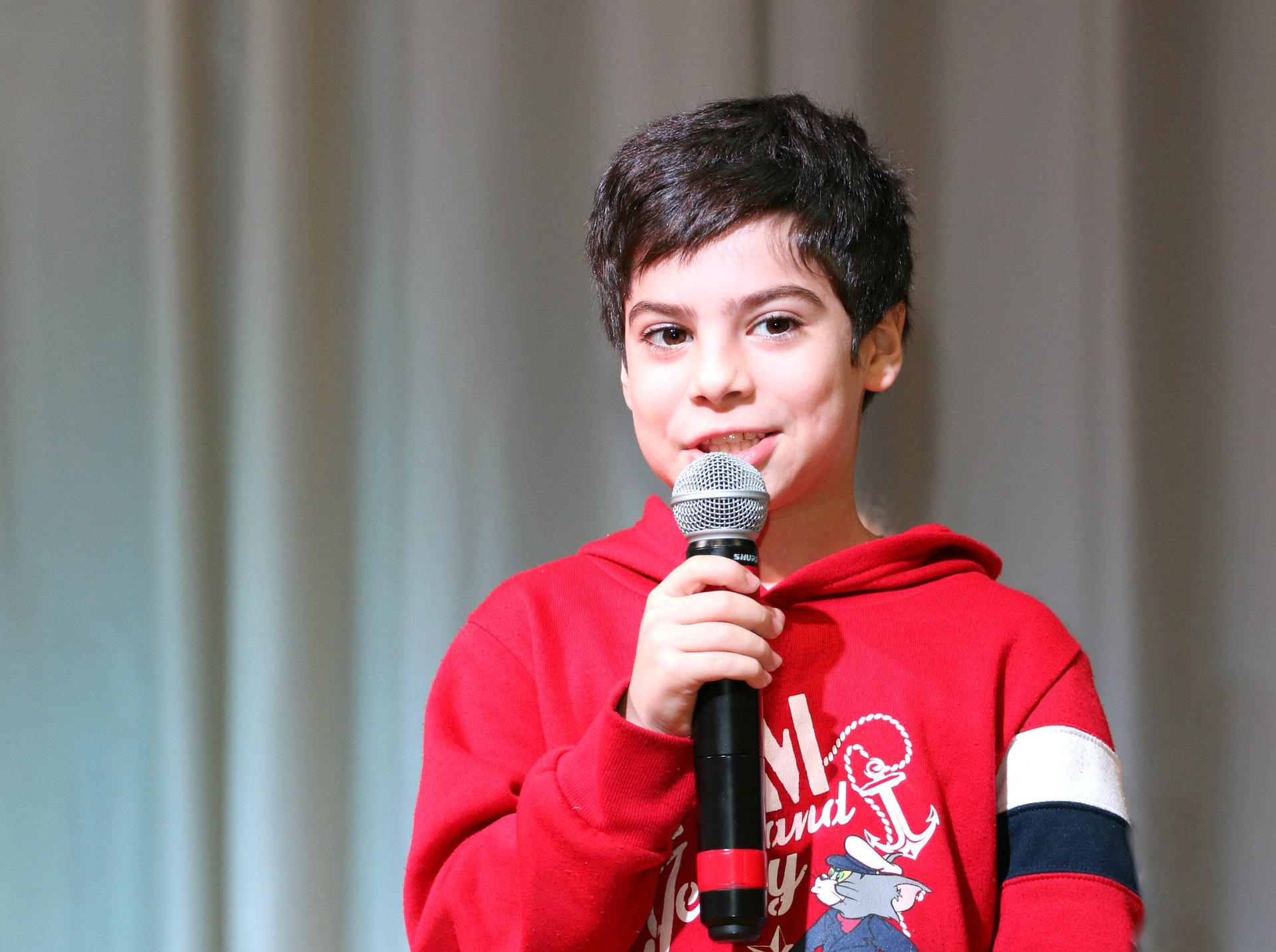 Sprechtraining für Kinder in Wien