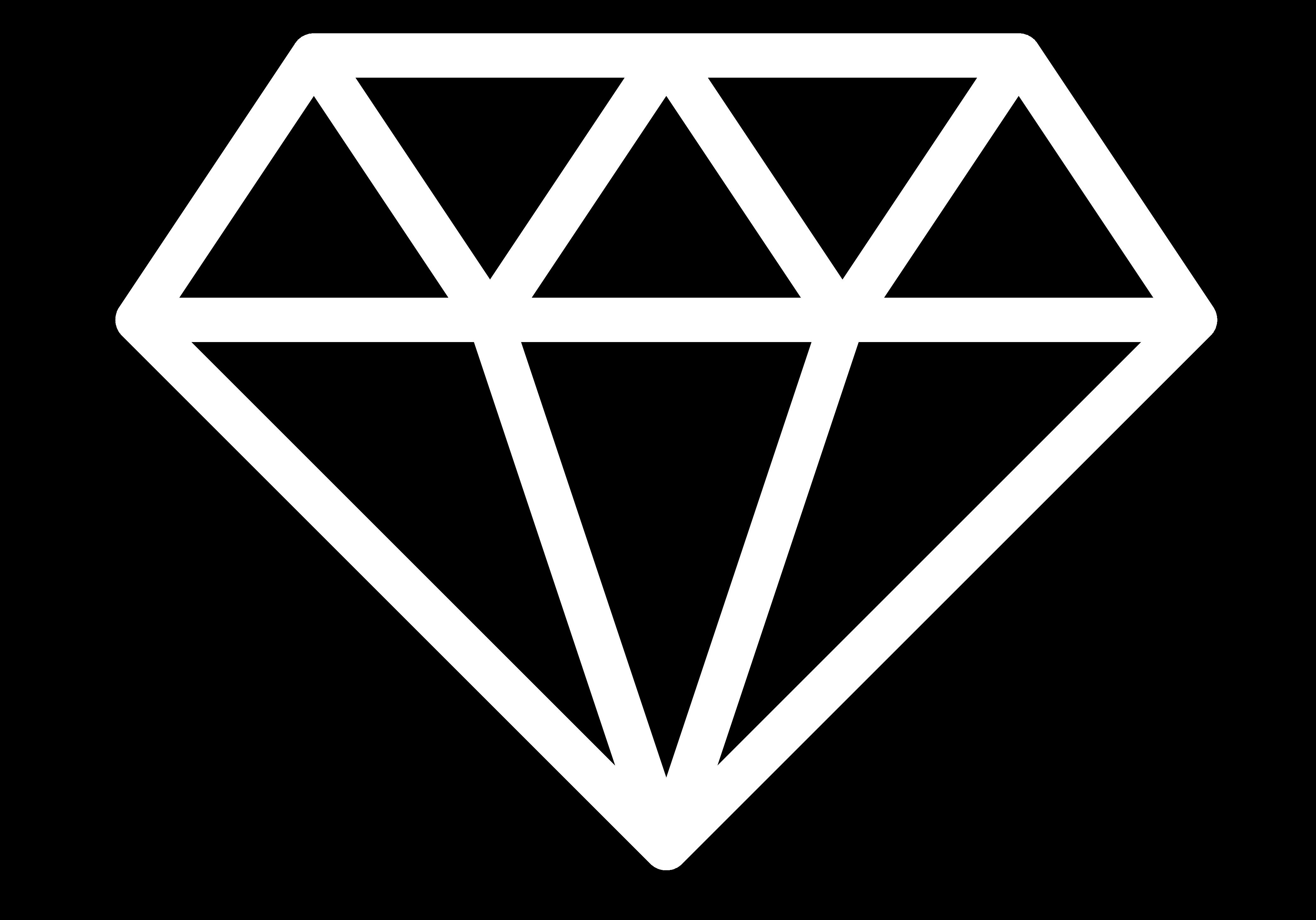 Diamant weiß hochauflösend
